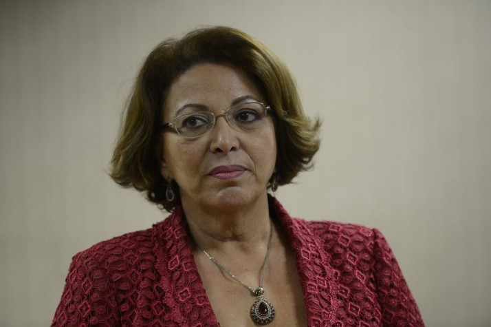 Maria do Rosário transmite o cargo para a nova ministra da Secretaria de Direitos Humanos, Ideli Salvatti