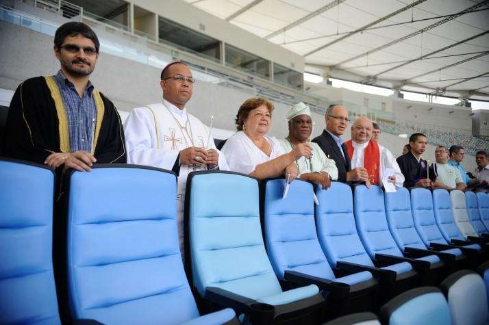 Campanha Copa da Paz é lançada no Maracanã