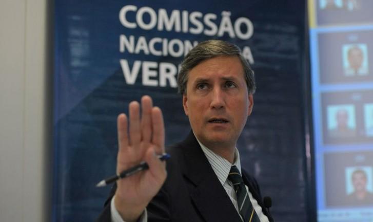 Coordenador da Comissão Nacional da Verdade, Pedro Dallari