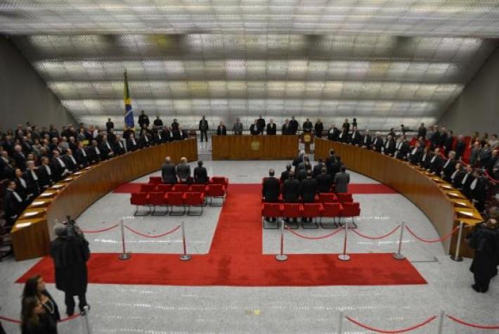 EBC  Dilma poderá indicar dois ministros para o STF em 2015 # Stf Banheiro Feminino