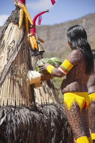 Encontro de Culturas: Festa das Máscaras Kayapó 2