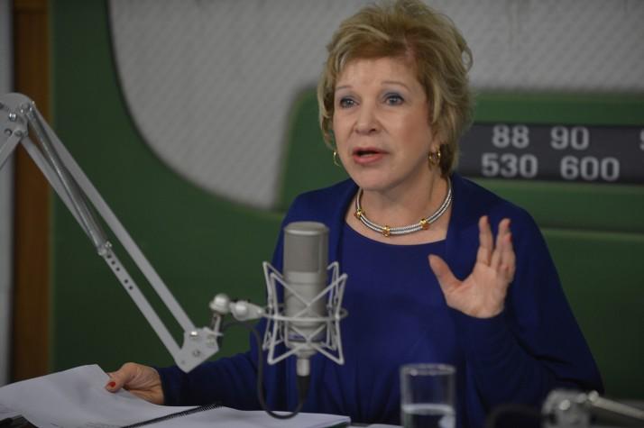 O programa Bom Dia, Ministro recebe a ministra da Cultura, Marta Suplicy