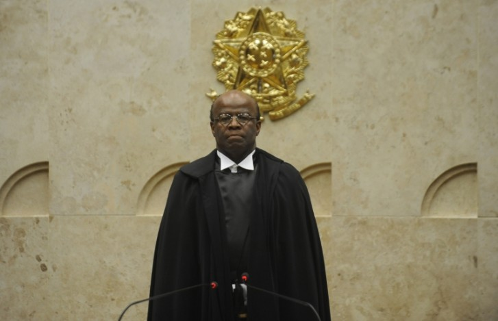 Joaquim Barbosa, ministro do STF