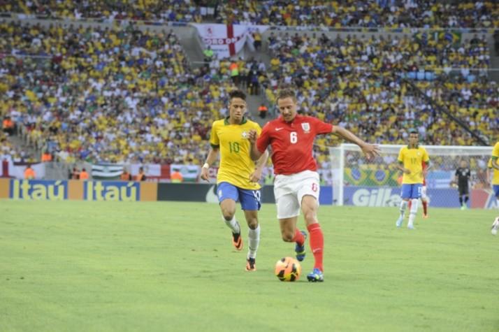 Imagens de Brasil 2 x 2 Inglaterra