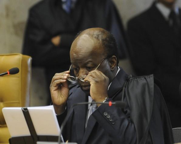 Joaquim Barbosa inicia a nova etapa do julgamento do mensalão