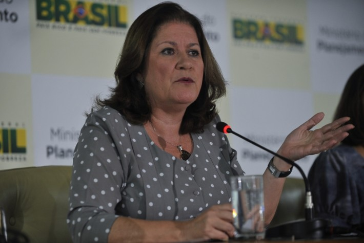 Ministra Miriam Belchior