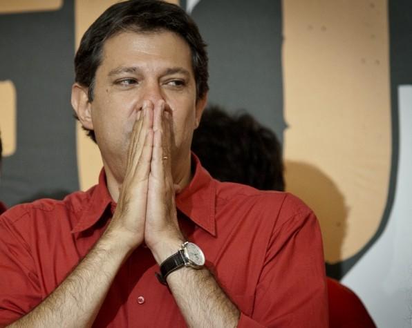 Fernando Haddad é eleito prefeito de São Paulo