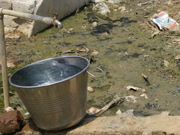 água falta dia mundial da água carência