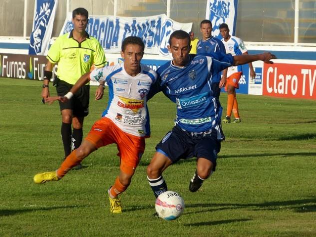 Antônio Carlos atuou pelo Duque de Caxias no Campeonato Carioca 2013
