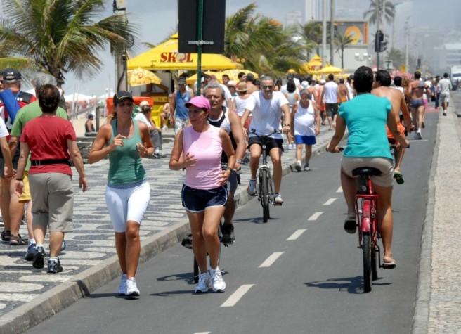 Atividades físicas, exercícios físicos