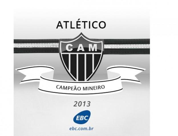 Atlético-MG é campeão mineiro