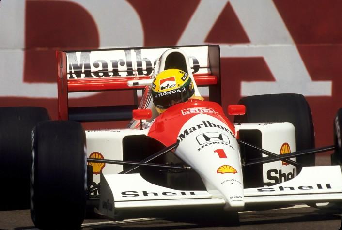 Ayrton Senna acabou sendo campeão mundial em 1991