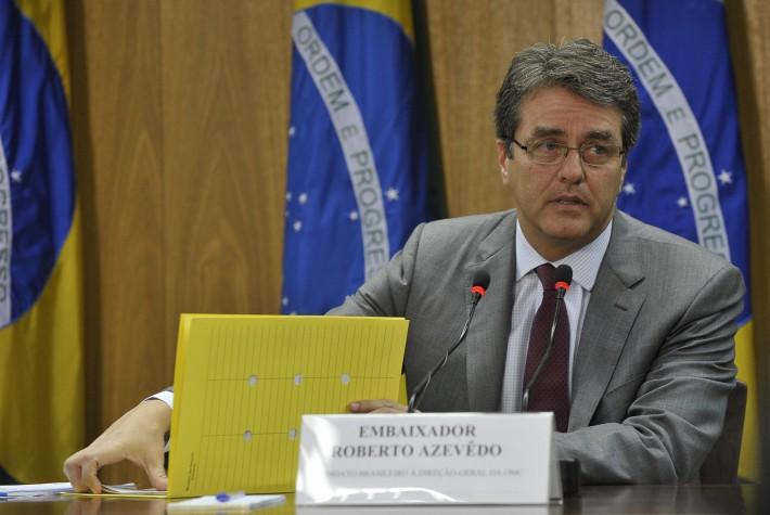 Embaixador Roberto Carvalho de Azevêdo