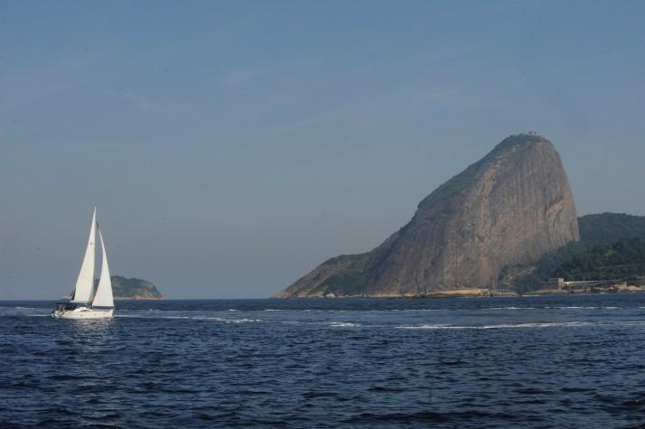 Passeio da Marinha pela Baía de Guanabara