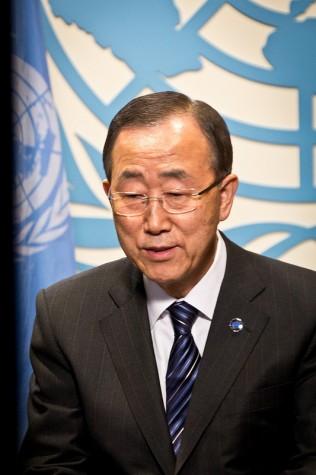 Ban ki-Moon critica paralisia do Conselho de Segurança da ONU na Síria