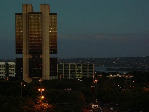 Imagem - Funcionários do Banco Central fazem paralisação nesta quarta