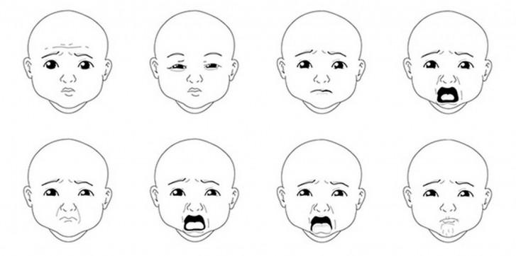 Dor dos recém-nascidos