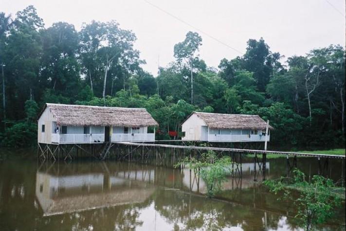 Frente de Proteção Etno-ambiental no Vale do Javari, Alto Solimões (AM)
