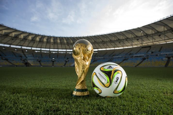 Brazuca Final Rio, a bola da final da Copa do Mundo