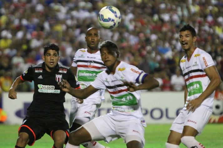 Botafogo-SP e River-PI decidiram o título da Série D em Teresina