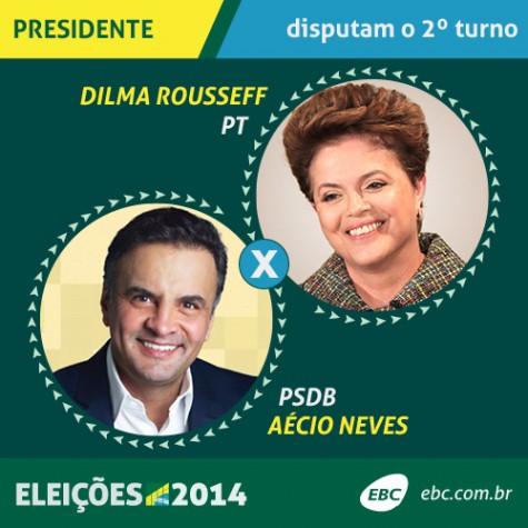 Dilma Aécio
