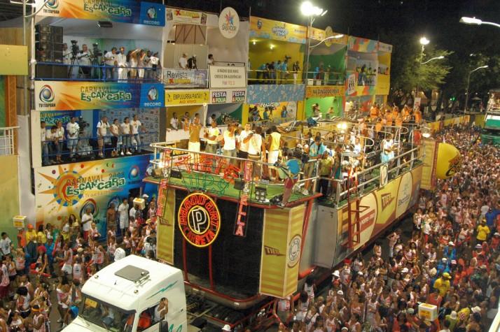 Carnaval Salvador Circuito Osmar Campo Grande