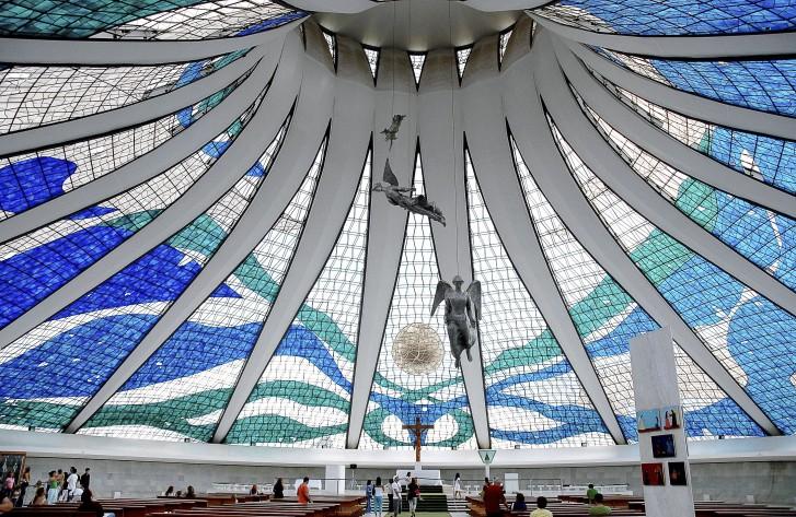 Catedral Brasília Niemeyer