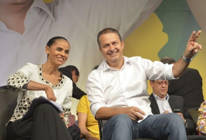 """Chapa """"Unidos pelo Brasil"""" oficializa apoio a Eduardo Campos"""