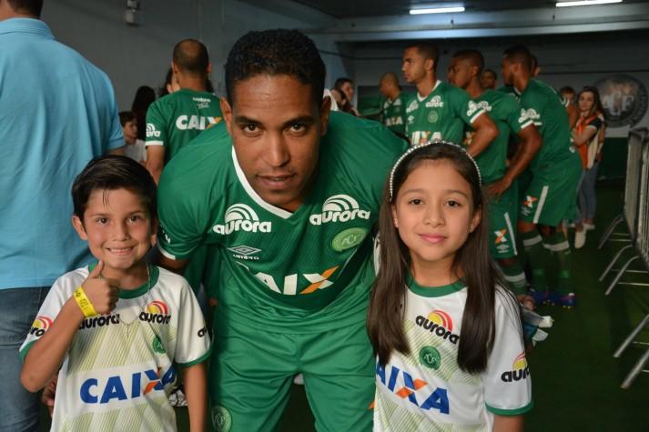 Cleber Santana, Chapecoense