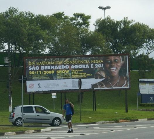 Dia da Consciência Negra em São Bernardo (SP)