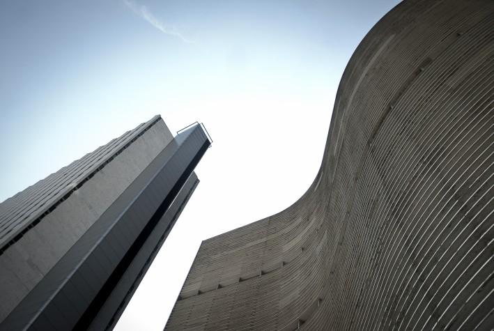 Edifício Copan São Paulo Niemeyer