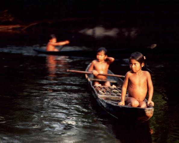 Índio Tukano, da região do Alto Rio Negro
