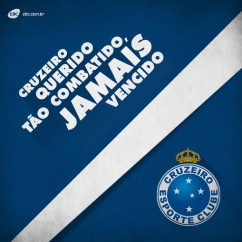 Cruzeiro Campeão Brasileiro 2014