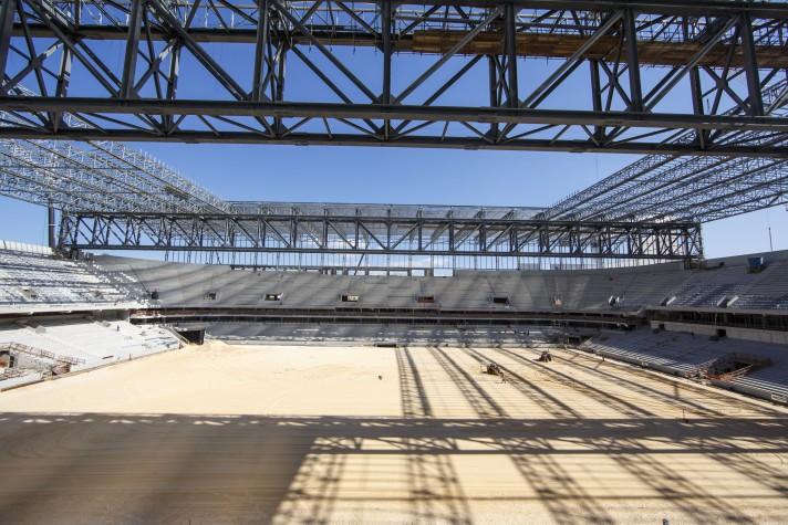 Arena da Baixada, em Curitiba
