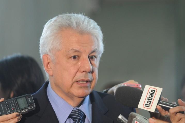 Deputado Arlindo Chinaglia (PT-SP)