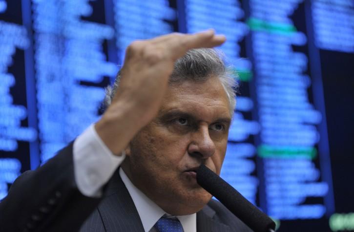 Deputado Ronaldo Caiado defende emenda para indexação de parte da dívida dos estados á Selic