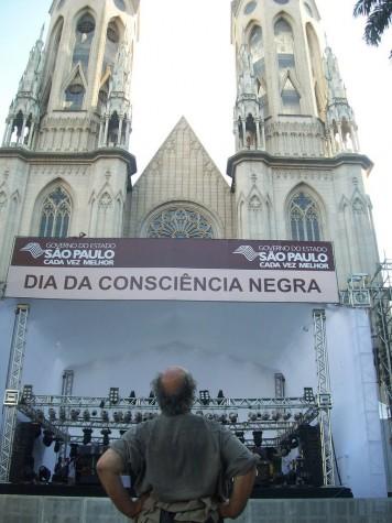 Dia da Consciência Negra em São Paulo