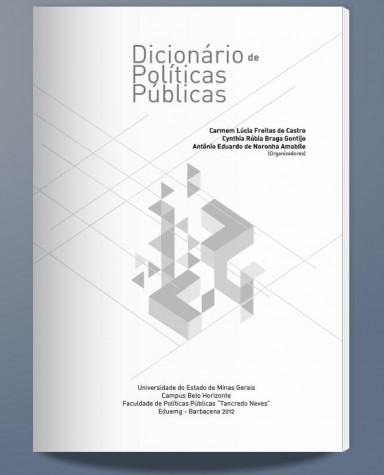 políticas públicas verbete livro dicionário