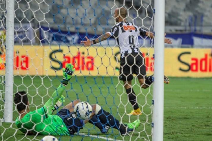 2gazeta1 O Atlético Mineiro se impôs no Independência. Mas a Copa do Brasil  não está