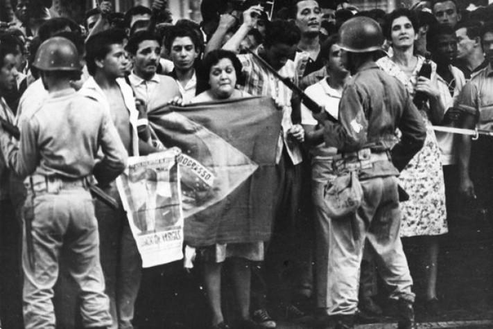 Documentário 1964: um golpe contra o Brasil