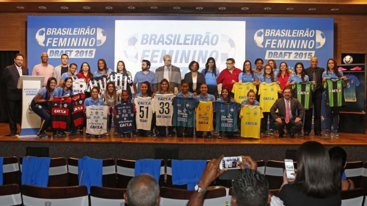 Draft da seleção brasileira de futebol feminino
