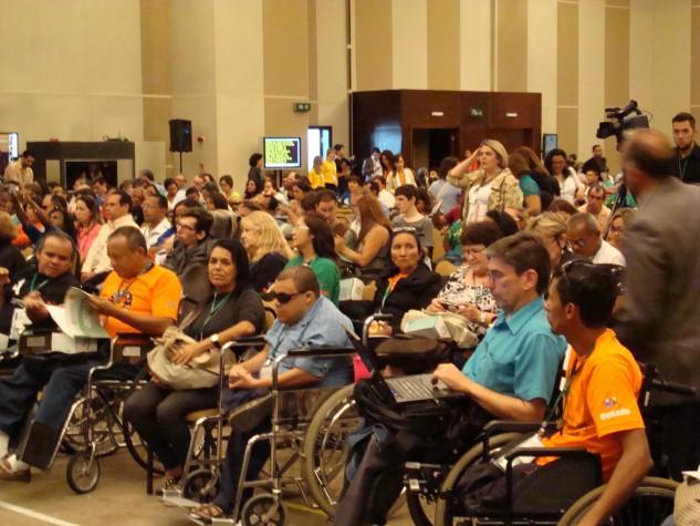 3ª Conferência Nacional dos Direitos da Pessoa com Deficiência