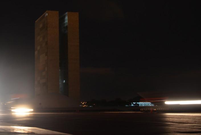 Hora do Planeta em Brasília