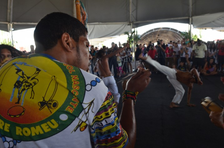 Capoeira na Bienal - 2