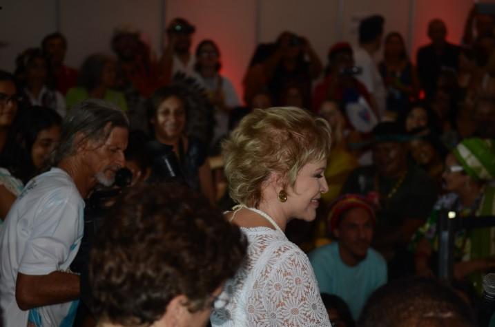 Marta Suplicy anuncia políticas para Pontos de Cultura