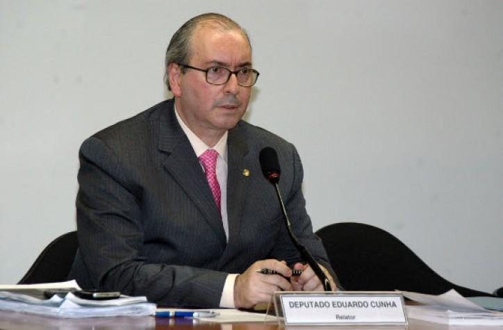 O deputado federal Eduardo Cunha (PMDB-RJ)