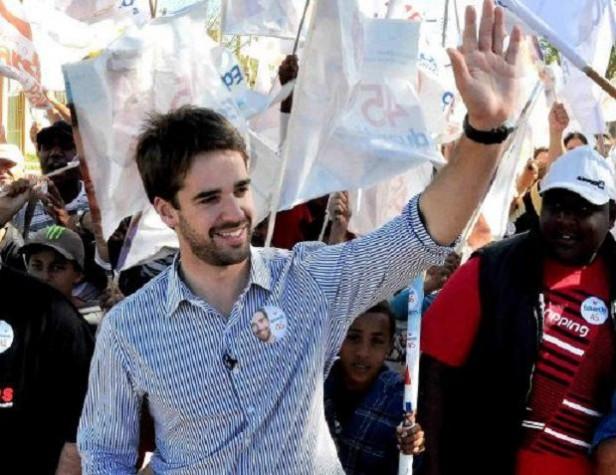 Eduardo Leite (PSDB), candidato à prefeitura de Pelotas (RS)
