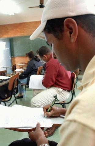 Supletivo Educação de Jovens e Adultos EJA