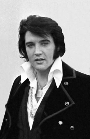 Elvis Presley em 1970