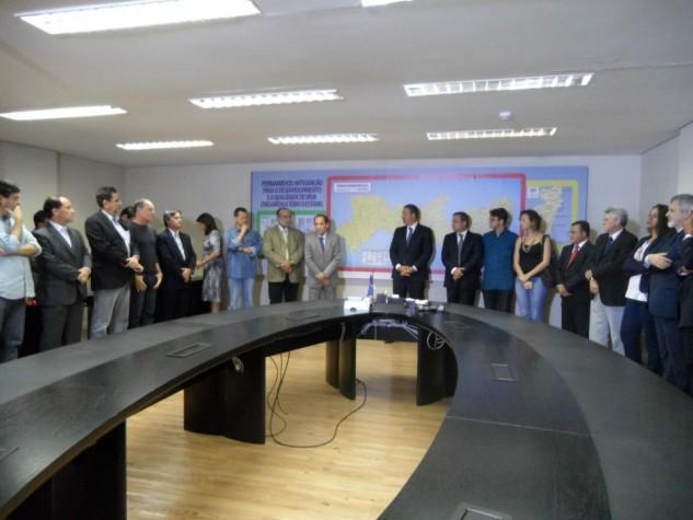 Decreto foi assinado nesta terça-feira (22). EPC será responsável pela comunicação pública do Estado